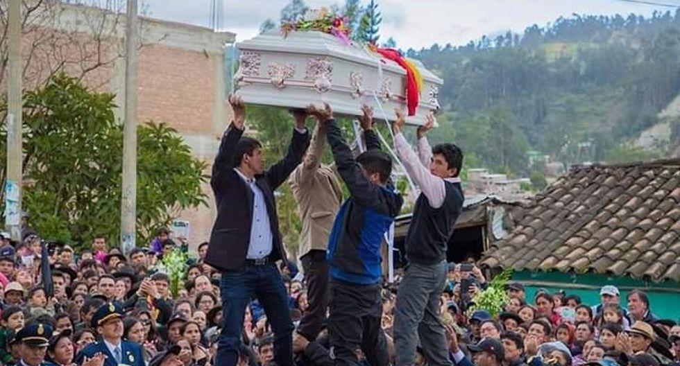Ministro Carlos Morán anunció remoción de policías por caso de niñas asesinadas (Foto: Facebook/Ayacucho Señorial)