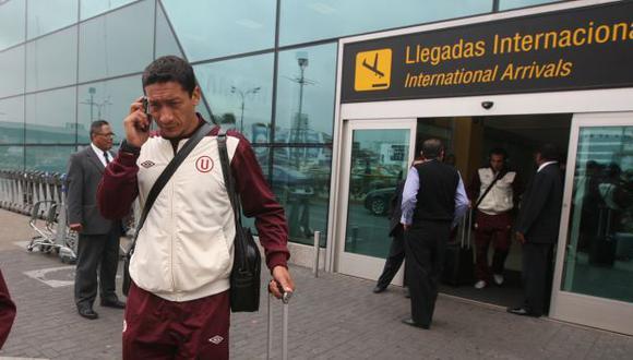 Galván debería estar llegando a Lima este viernes. (USI)