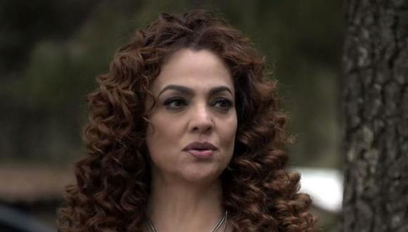La actriz colombiana ha contado algunos detalles sobre la salida de su personaje de la serie de Telemundo (Foto: Telemundo)