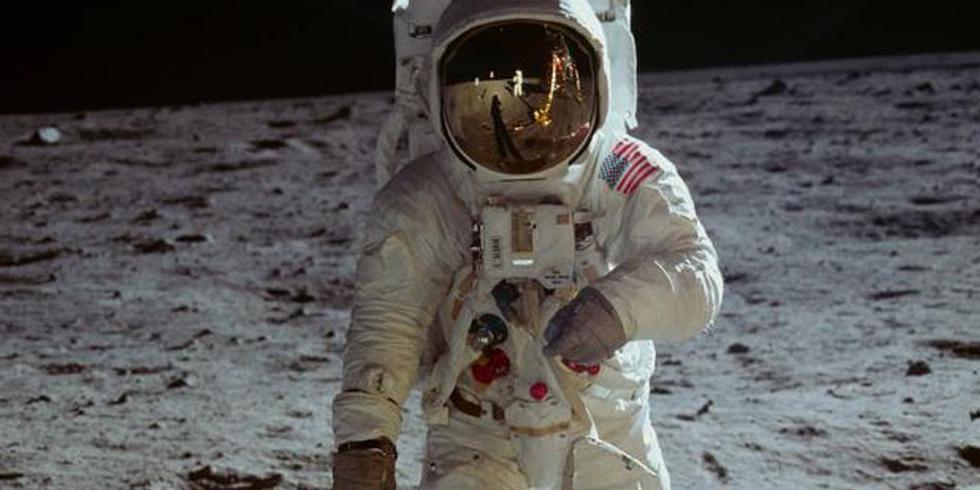 Este sábado se cumplen 50 años de la llegada a la Luna. (Foto: NASA)