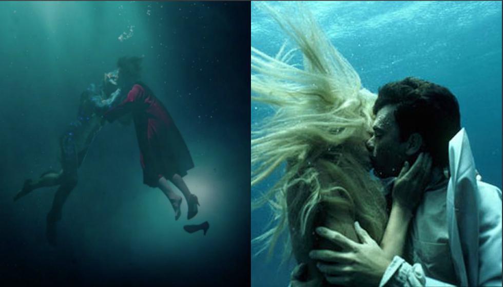 Compararon a 'La Forma del Agua' con una película de 1984. (YouTube)