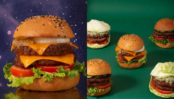UNREAL Burger, las hamburguesas de carne de origen vegetal que también llegan a tu casa