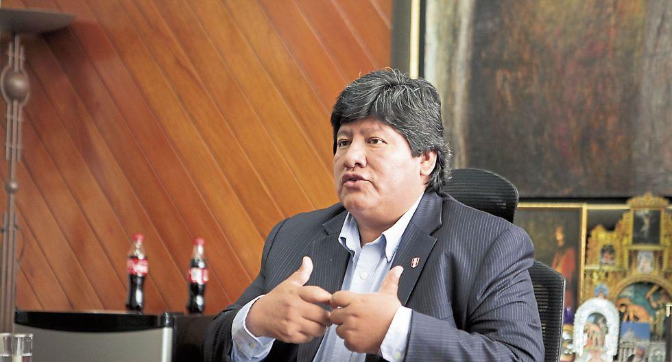 Investigado. Para la Fiscalía, Oviedo encabeza una red criminal. (USI)