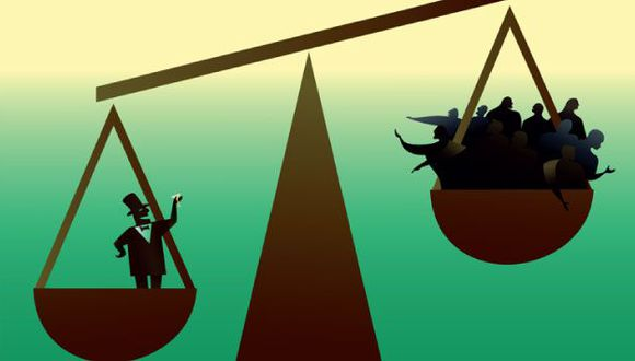 El economista Juan Mendoza nos brinda algunos comentarios sobre la desigualdad (Composición)