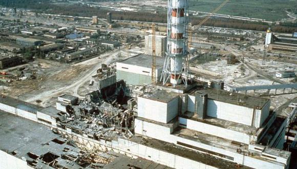 (Foto: Archivo Chérnobil)