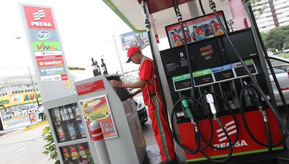 PAGARÁN MENOS. Usuarios iniciarían el mes de julio pagando menos por la gasolina. (USI)