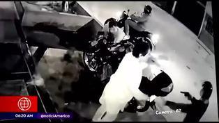 Ciudadanos denuncian constantes asaltos en San Martín de Porres