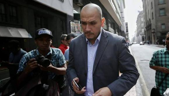 Hermano de la ex Primera Dama fue a reconocer su voz (Anthony Niño de Guzmán/Perú21)