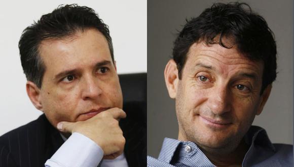 Omar Chehade y Renzo Reggiardo en la mira por antecedentes. (GEC)