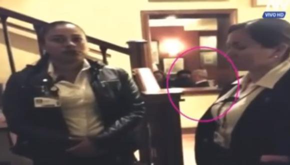 ¿PPK estuvo comiendo en exclusivo restaurante mientras Marilú Martens dialogaba con maestros?