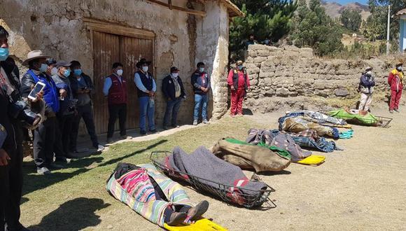 Cusco: PNP identificó al autor del incendio forestal que dejó 8 muertos (Foto: Juan Sequeiros)