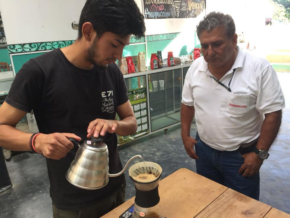 Día del Café Peruano. (Difusión)