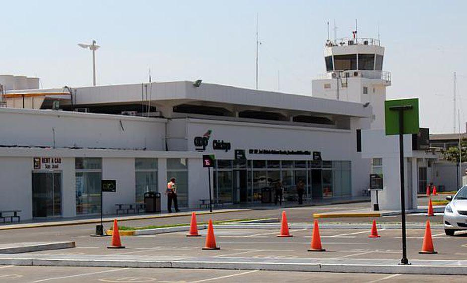 La modernización del aeropuerto de Chiclayo permitirá que reciba a1.2 millones de pasajeros al año. (Foto: GEC)