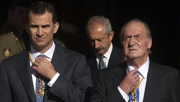 GASTO REAL. Por primera vez, la Corona da a conocer sus ingresos. (Reuters)