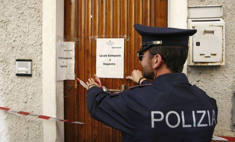 La detención de estas personas se logró gracias a la colaboración de dos miembros de la mafia siciliana arrestados en diciembre, Francesco Colletti y Filippo Bisconti. (Foto referencial: AFP)