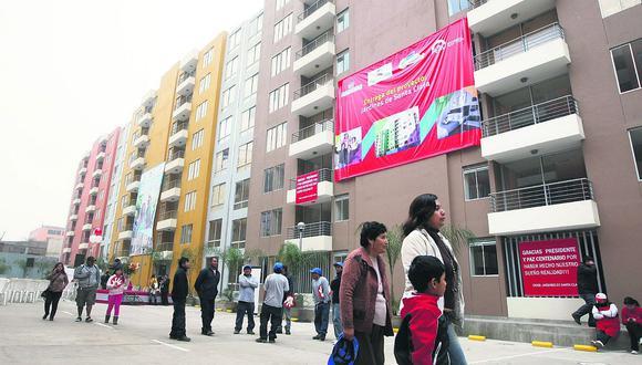 Este año las ventas de viviendas podrían crecer cerca de 10%, según estimaciones de ASEI.