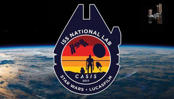 Insignia de CASIS (CASIS)