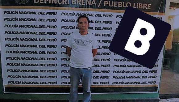 Rezabal Pérez fue trasladado al Departamento de Investigación Criminal de Breña (Depincri Breña).