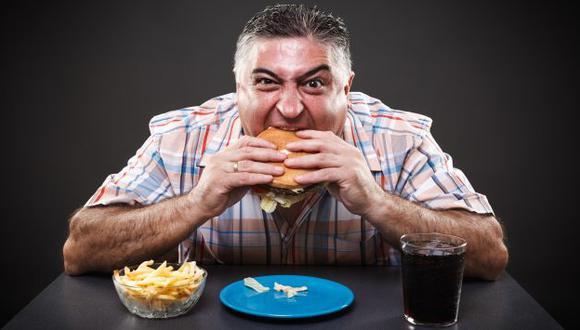 Come sano y haz ejercicios. (USI)