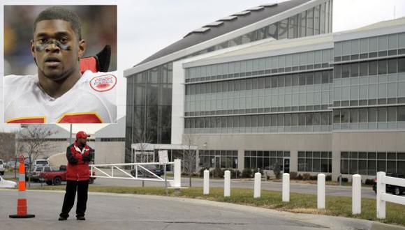 Belcher se mató de un disparo en la cabeza en el estacionamiento del estadio Arrowhead. (AP/Reuters)