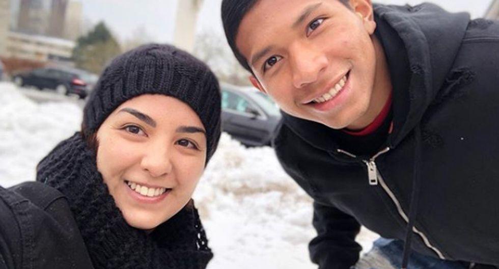 Edison Flores y Ana Siucho se casaron el pasado 21 de diciembre. (Foto: Instagram)