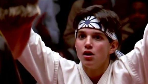 """Daniel LaRusso es el personaje principal de """"Karate Kid"""", quien gracias  las enseñanzas del señor Miyagi logra aprender todo sobre las artes marciales. (Foto: Sony Pictures Home Entertainment)"""