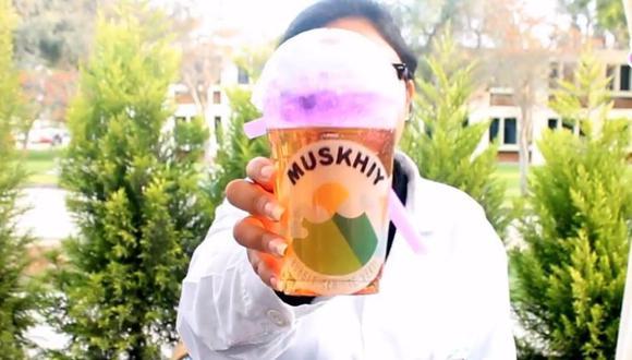 El nuevo té verde de cushuro para combatir la anemia.