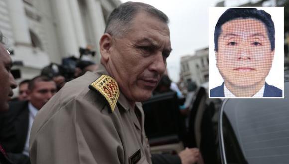 Incómodo ascenso. Director de la Policía tendrá como aliado en la lucha anticorrupción a quien acusó el 2012. (César Fajardo)