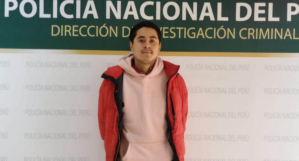 Gamarra robó equipos valorizados en USD$60 mil. (Foto: Policía Nacional del Perú)