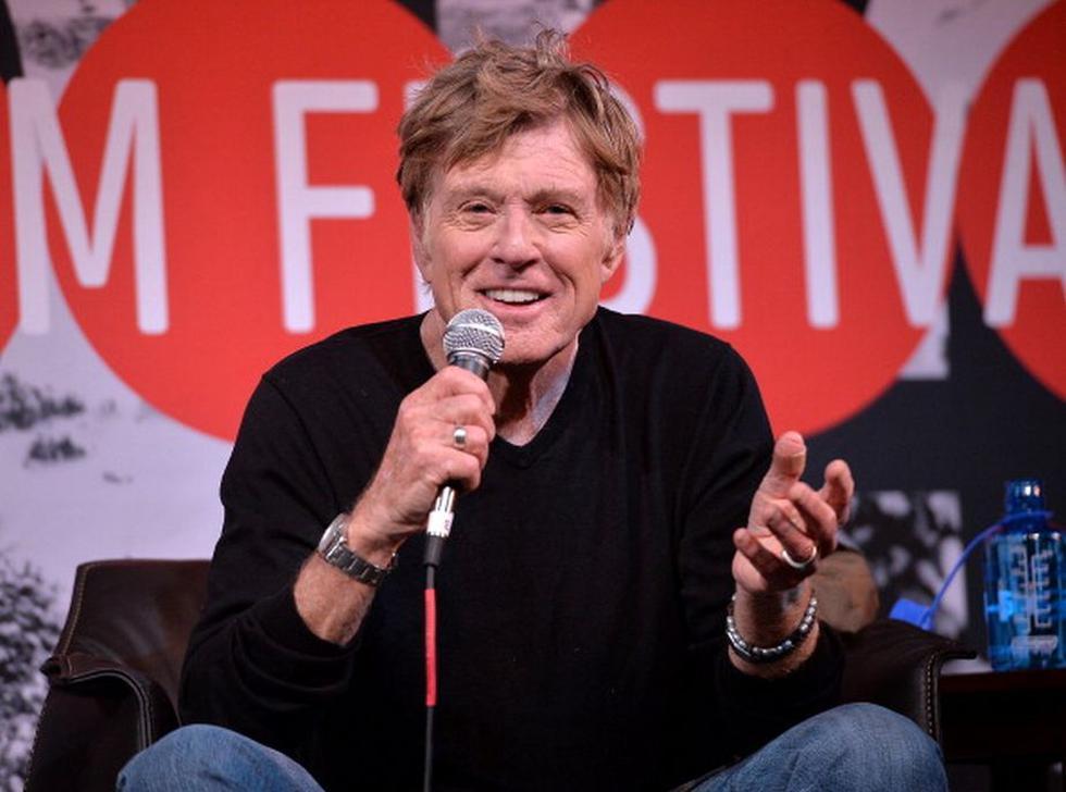 Robert Redford dice adiós a la actuación tras protagonizar la cinta The old man & the gun. (Getty Images)