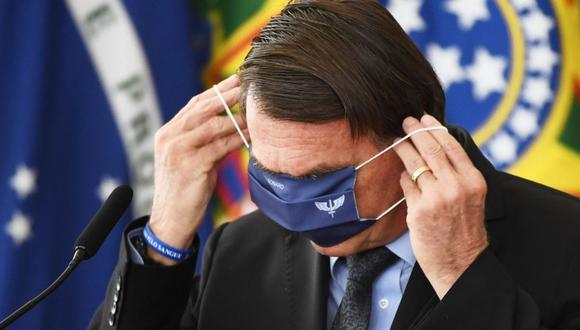 (Foto: EVARISTO SA / AFP).