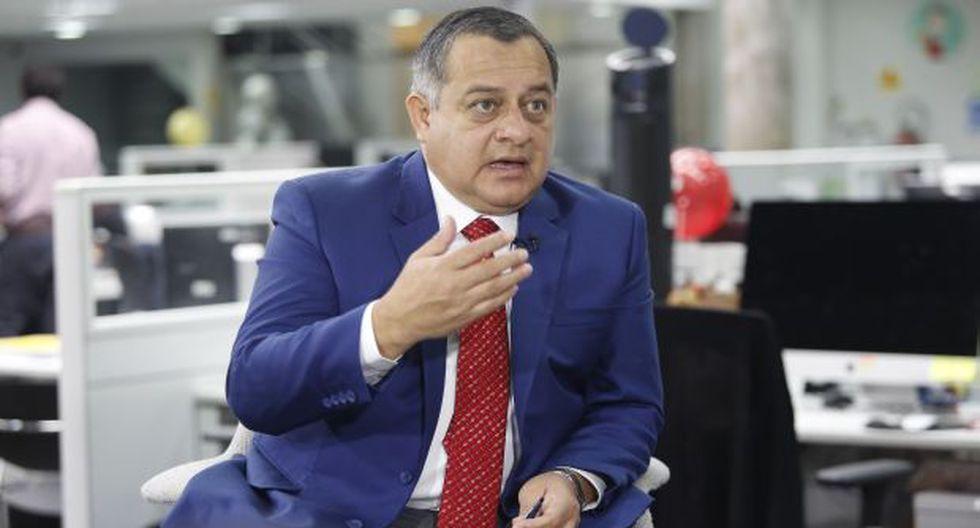 Gerardo Távara indica que el archivo del proyecto del Ejecutivo agudizará la crisis (GEC).