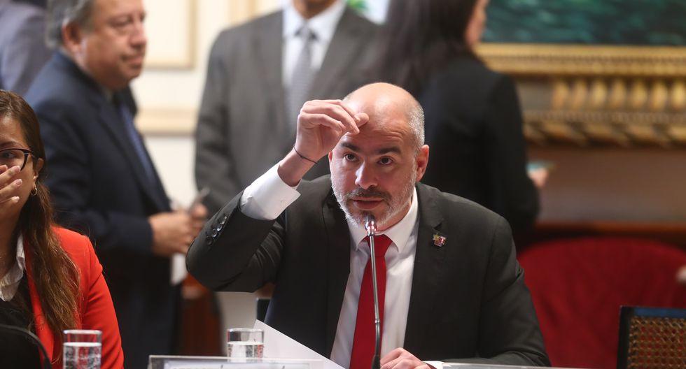 Sebastián Suito renunció a la presidencia del IPD. (Foto: Alessandro Currarino)