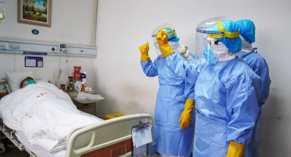 La cifra se eleva a 360 fallecidos por el coronavirus de Wuhan. (AFP).