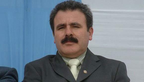 Rimarachín dijo que el Oficialismo ha mutilado su labor en el Congreso. (USI)
