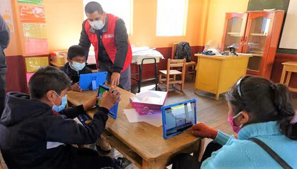 Las clases escolares presenciales podrían reiniciarse en zonas rurales del país. (GEC)