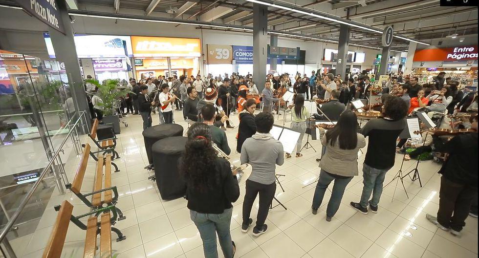 El evento se desarrolló en el terminal terrestre de Plaza Norte. (Difusión)