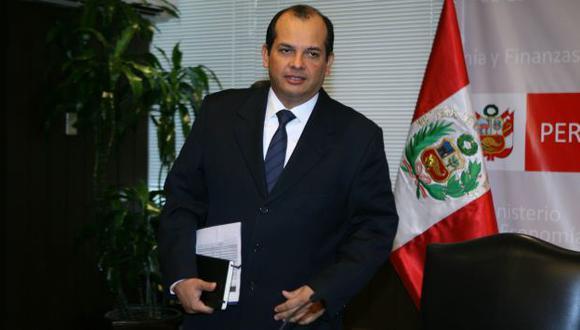 MUCHO CUIDADO. Ministro Castilla asegura que habrá transparencia en participación de Petroperú. (David Vexelman)