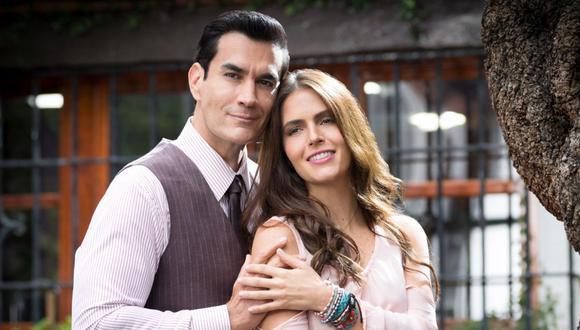 La protagonista de Vencer el desamor se tomará un descanso de la actuación para dedicarle tiempo a su hija (Foto: Televisa)