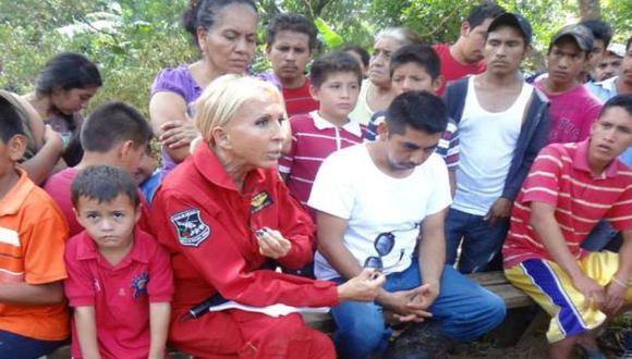 Alcalde de Coyuca de Benítez dice que Laura cometió un acto inmoral. (Facebook)