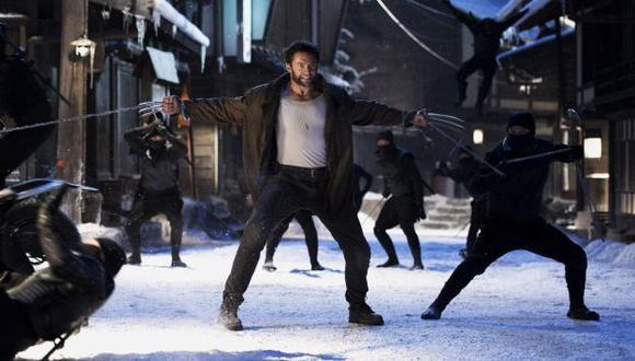 The Wolverine ganó otros US$86,1 millones en el extranjero. (AP)