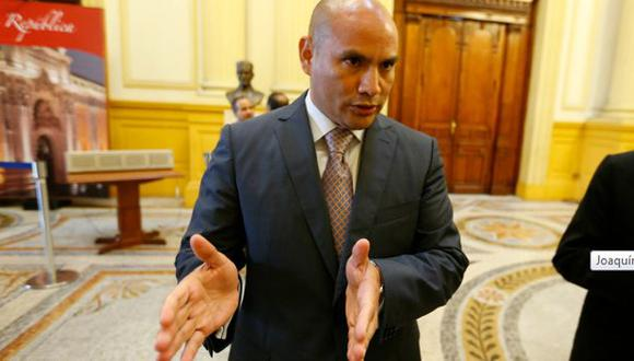 La Fiscalía busca en Montesinos  esclarecer el caso Joaquín Ramírez.