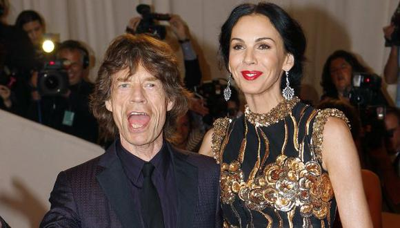 Hallan muerta a novia de Mick Jagger. (Reuters)