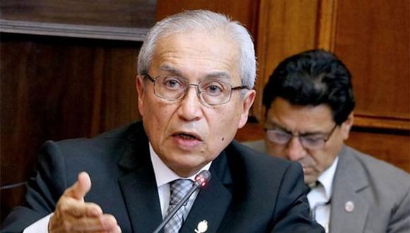 El pedido de reconsideración de dos denuncias contra Pedro Chávarry fue rechazado por los legisladores de Fuerza Popular presentes en la sesión.(Foto: Agencia Andina)