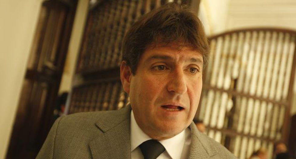 El alcalde de La Molina, Juan Carlos Zurek, consideró adecuado que se incluya en el sistema de recompensa casos vinculados a delitos comunes. (Perú21)