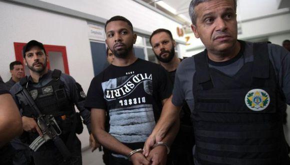 Las autoridades lo consideraban como el jefe del tráfico de drogas en La Rocinha, favela sobre un morro de la rica zona sur de Rio. (Foto: AFP / Archivo)
