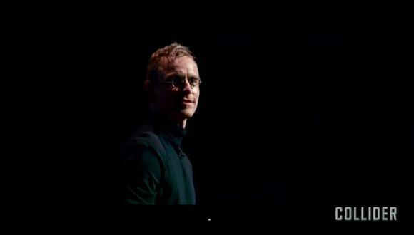Cinta sobre la vida de Steve Jobs se estrenará el próximo 9 de octubre. (Captura YouTube)