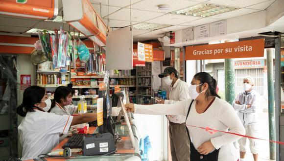 Necesario. Fármacos genéricos para tratar a pacientes con coronavirus serán de venta obligatoria en todas las farmacias del país. (GEC)