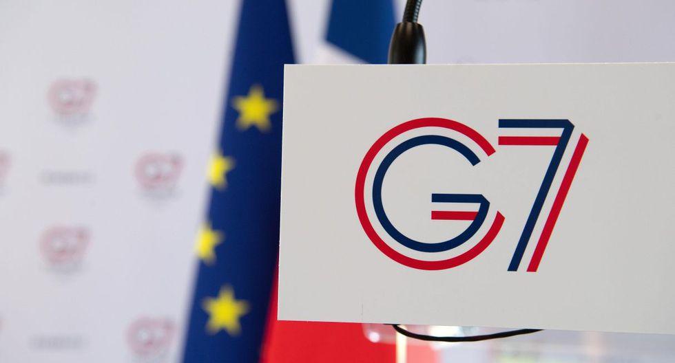 El G7 es un foro informal de debate de alto nivel. No tiene existencia jurídica ni secretariado permanente o miembros de pleno derecho. (Foto: EFE)