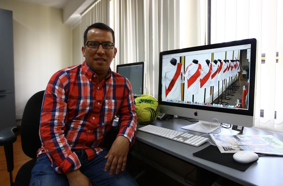 Daniel se convirtió en un símbolo del periodismo deportivo peruano. (USI)